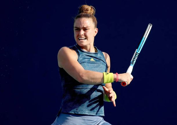 Sak-Attack! Sakkari Saves Six Match Points, Defeats Pegula in Miami