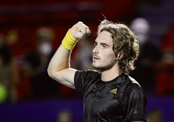 Tsitsipas Stops Musetti's Magic, Sets Acapulco Final with Zverev