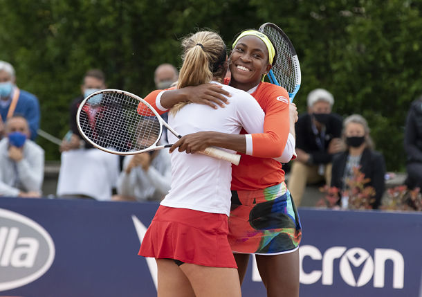 Coco Gauff Is Blossoming on the Clay as Roland-Garros Looms