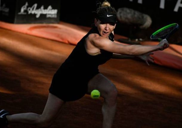 Halep's Torn Calf Causes Roland Garros Hopes to Take a Hit