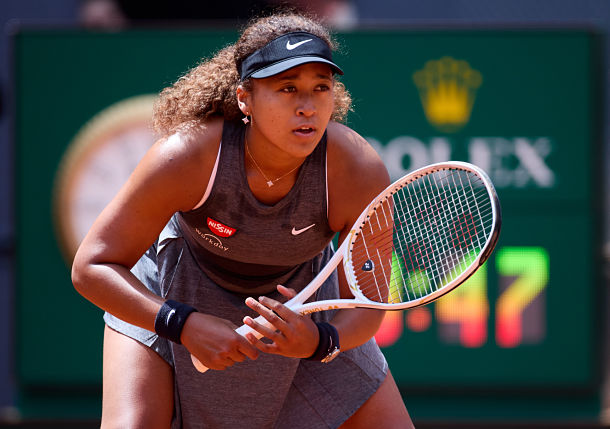 Osaka on Clay: I'm Just Not that Comfortable on it