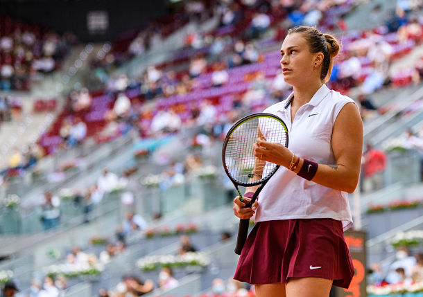 Surging Sabalenka on Clay: I'm Not Really Scared of This Surface Anymore