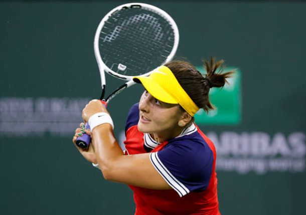 Andreescu Makes Victorious Return to the Scene of Her First WTA Title