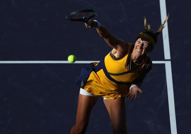 Azarenka: I'm Looking How I Can Be More Efficient as a Player