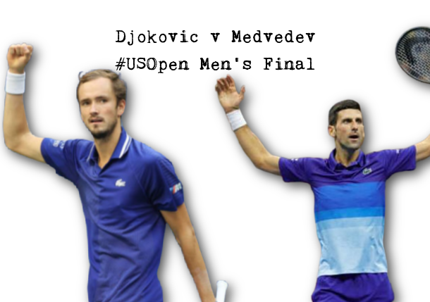 The Quest Ends Here: Previewing Djokovic v Medvedev, US Open Final