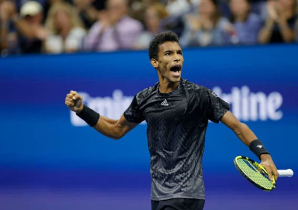 For Felix Auger-Aliassime, Patience is Part of the Progress