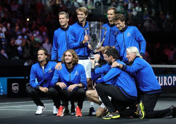 Rublev and Zverev Clinch Laver Cup for Team Europe