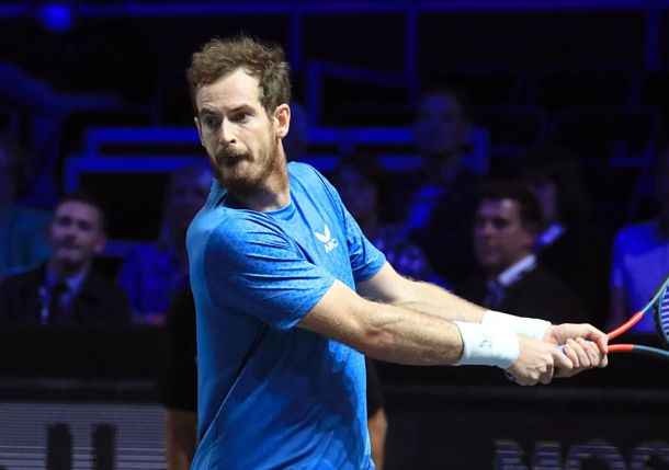 Andy Murray Tops Pospisil to Reach Moselle Open Quarterfinals
