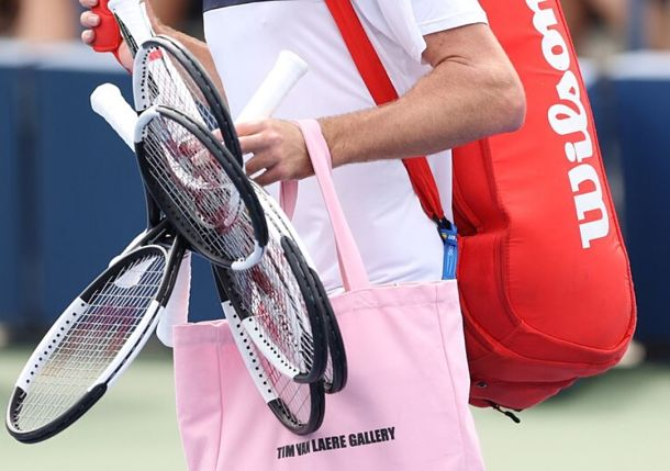 A $10K Fine for a Pink Bag? Reilly Opelka's Harsh Reality