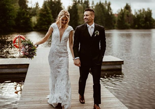 Lucie Safarova and Tomas Plekanec Are Married!