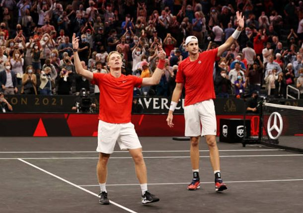 Bad Blood Brewing Between Team World and Zverev at Laver Cup?