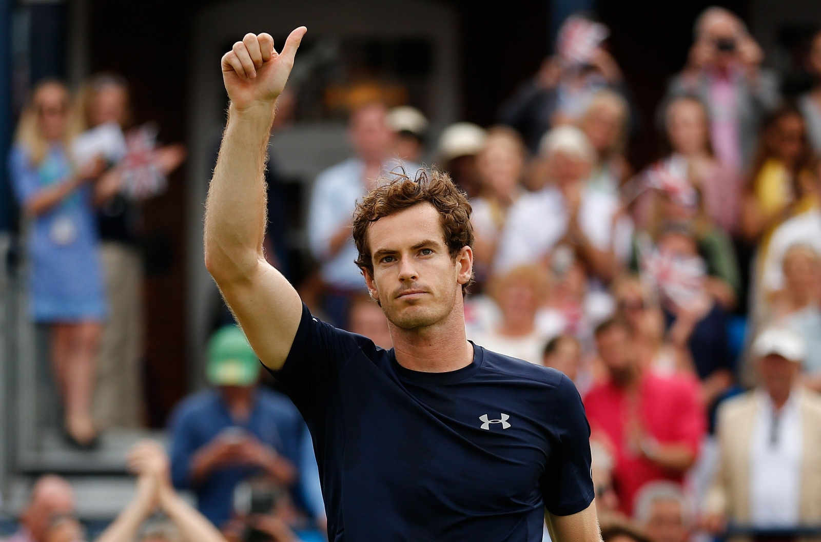 The Five Greatest Moments of Andy Murray's Brilliant Career