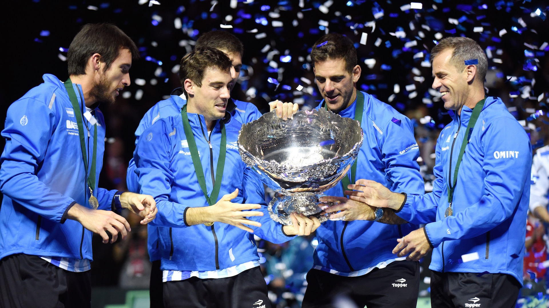 Davis Cup Day Of Reckoning