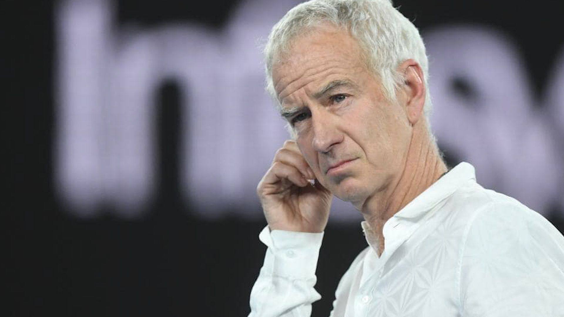 McEnroe: Biggest Disappointment