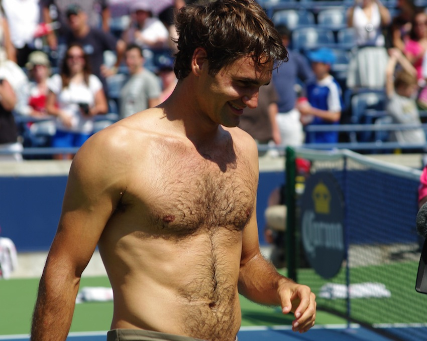 Top 5 Fittest Men in Tennis