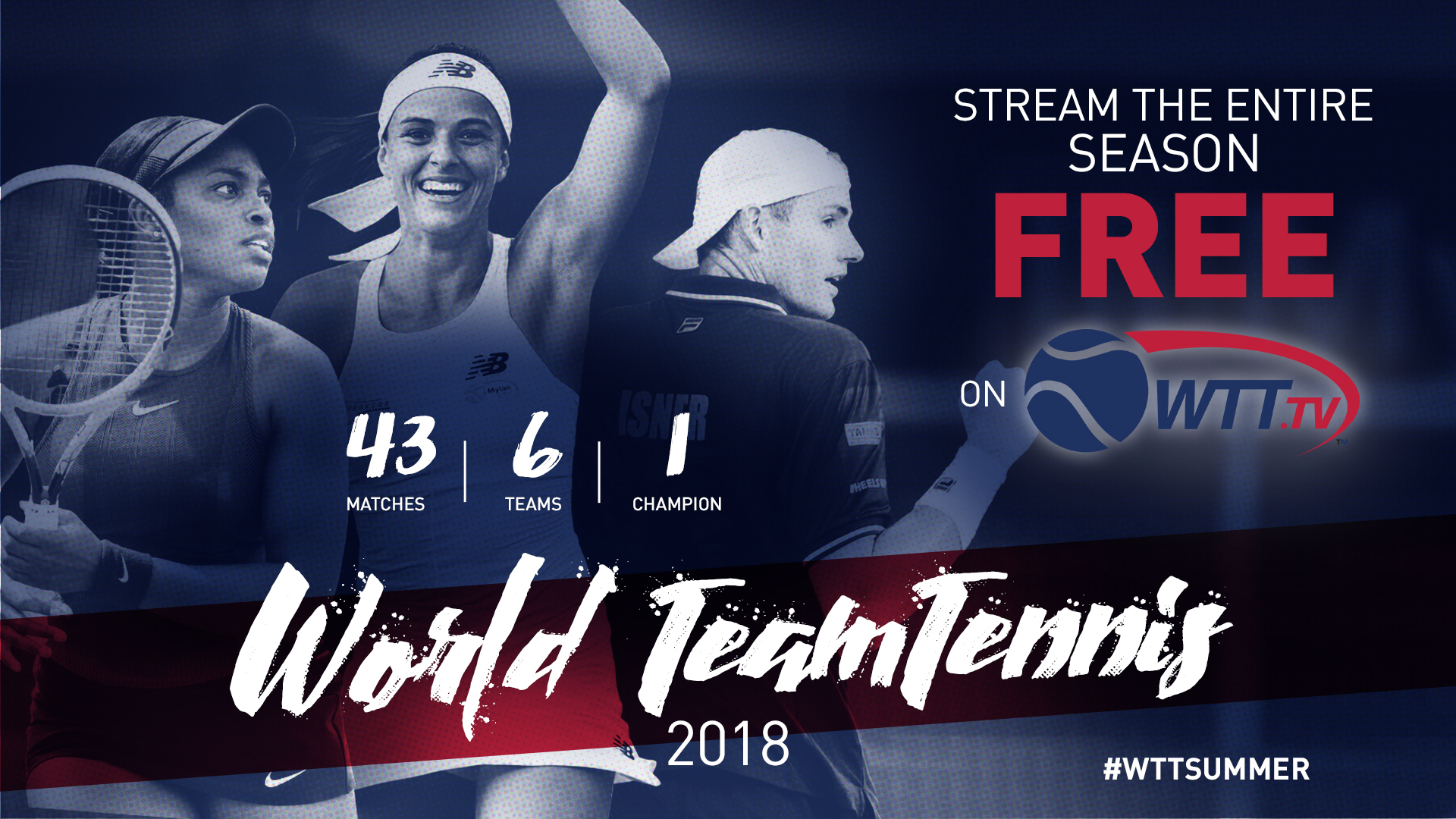 World Team Tennis All-Star Game is Coming to California