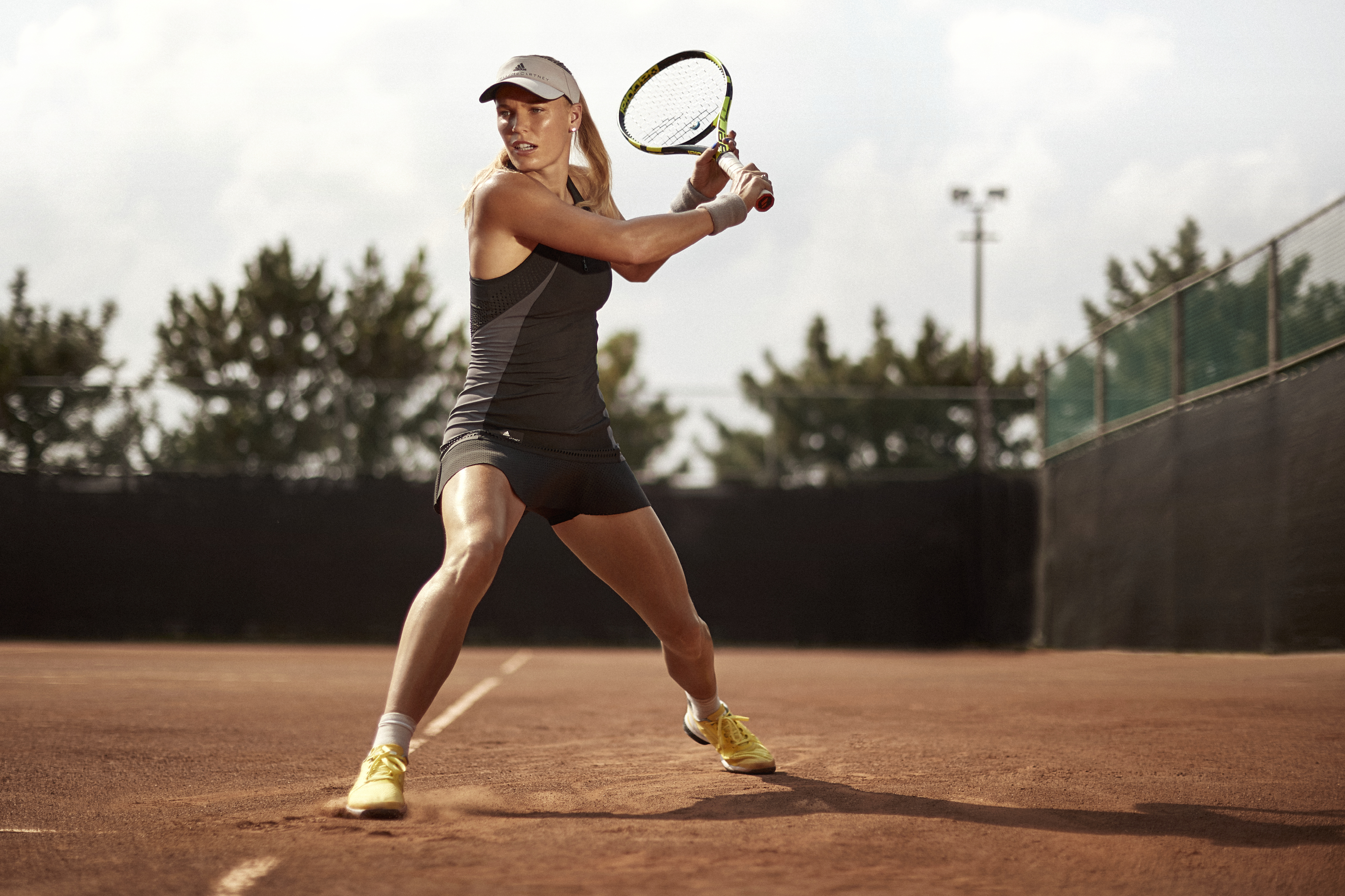 Adidas Unveils French Open Fashion