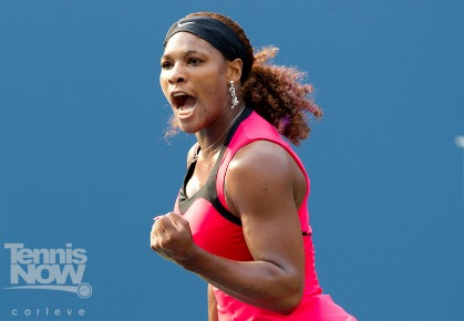 Serena Williams US Open 2011
