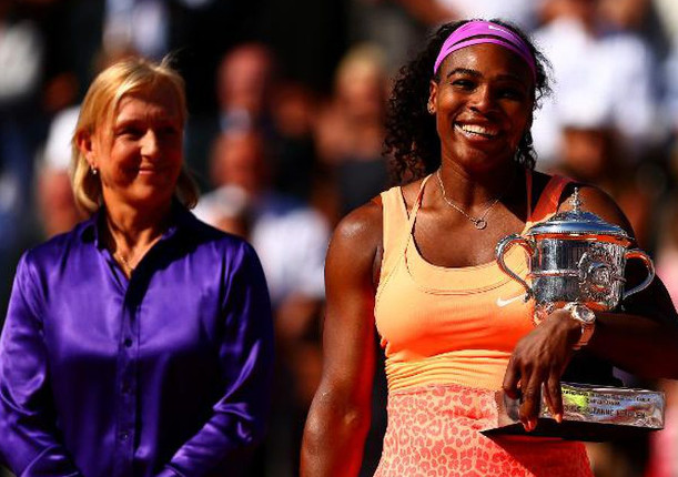 Navratilova: No Excuse for Players not to be in Top Shape