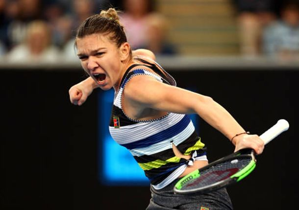Halep, Collins Express Opposing Viewpoints on Whether to Play US Open