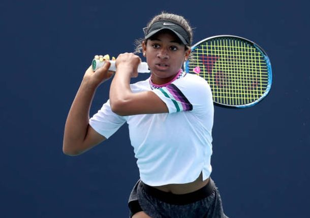 Podcast: Whitney Osuigwe on Coming of Age, Finding Competitive Balance
