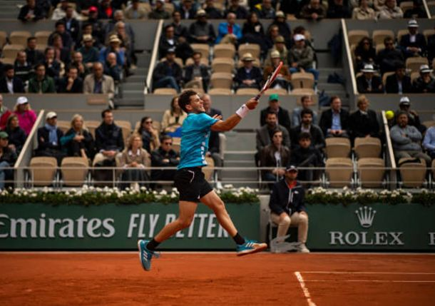 Eyes on Prize: Thiem Hungrier than Ever to Win Roland Garros