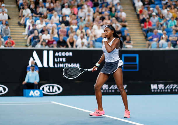 Coco Gauff Pledges to Use Her Platform for Good, and Backs it Up Immediately