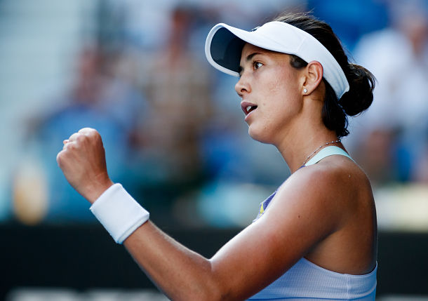 Muguruza on Perspective: I Try to Solve things Faster
