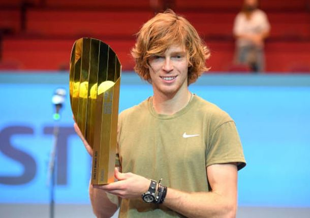 2020 in Review: Rising Russian Andrey Rublev